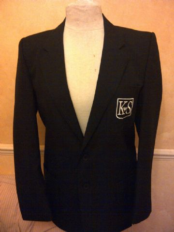 Kantor King Solomon Girls Fitted Blazer